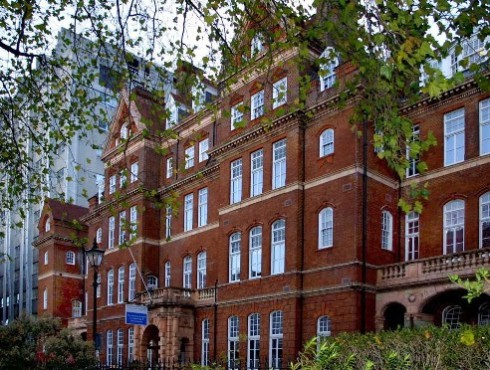 The National Hospital For Neurology & Neurosurgery, Queen Square - the one wot I own.